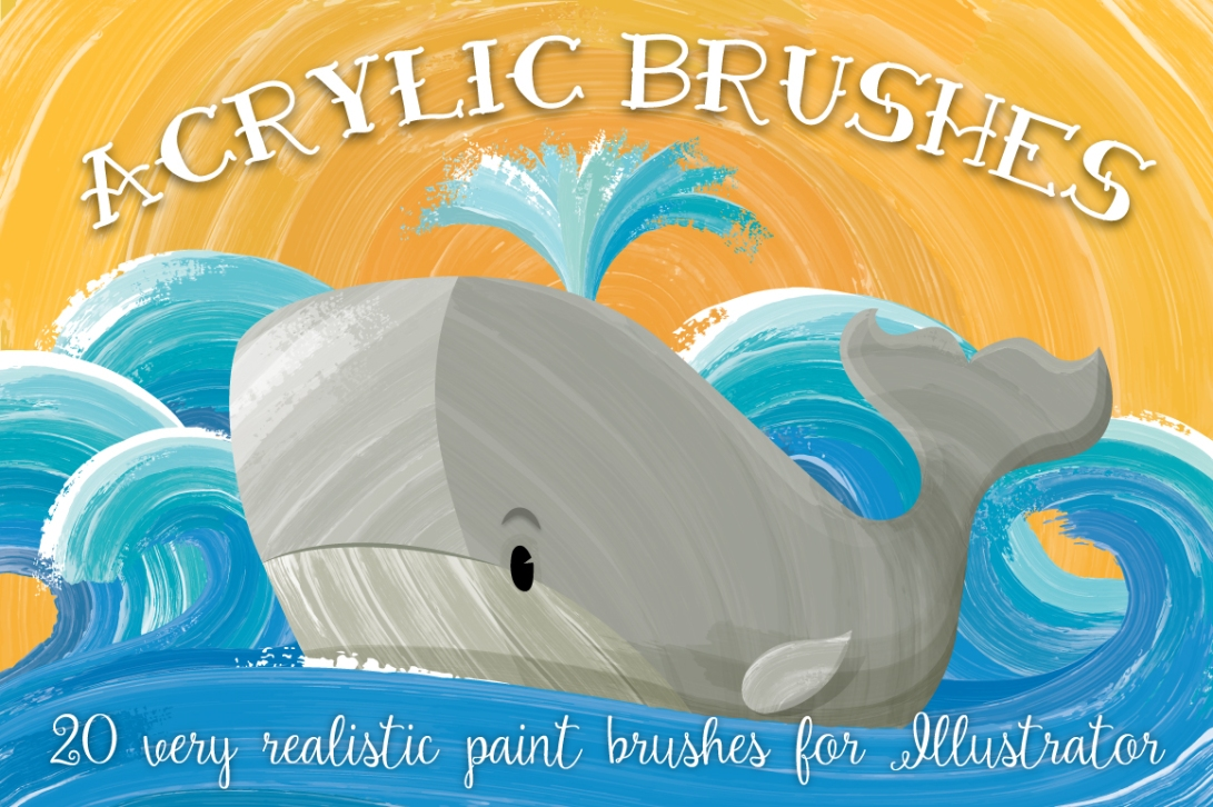 Acrylic-Brushes-illustrator-1
