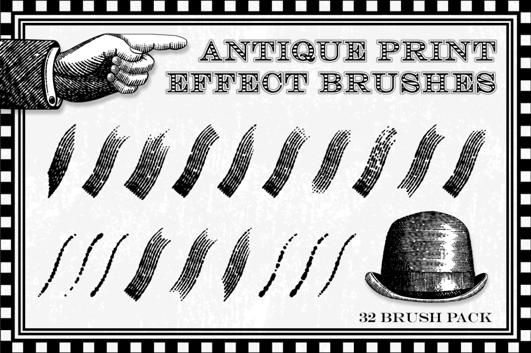 Aged-Printing-brushes-preview-1