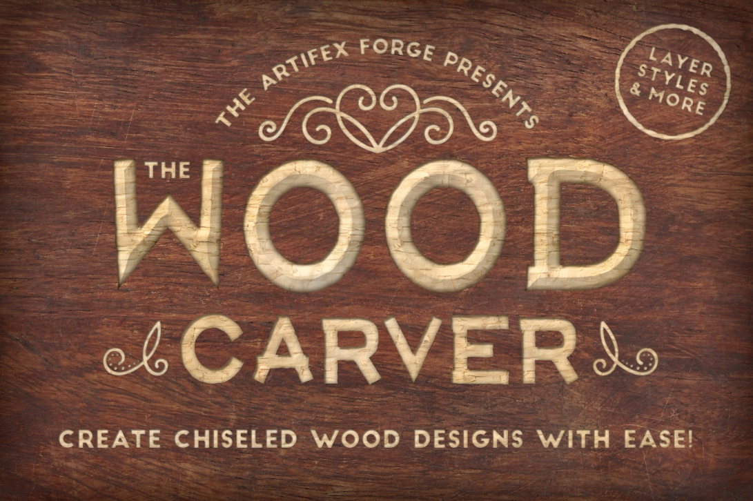 Carved Wood Styles 1