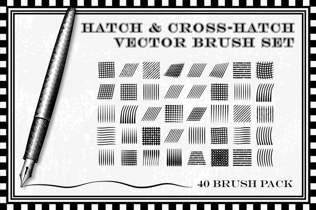 Cross-Hatch-Brushes-Preview-1