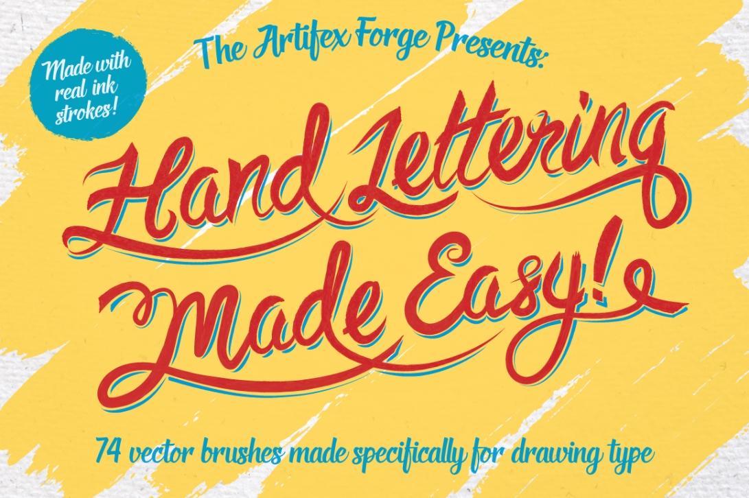 Hand-lettering-Brushes-1
