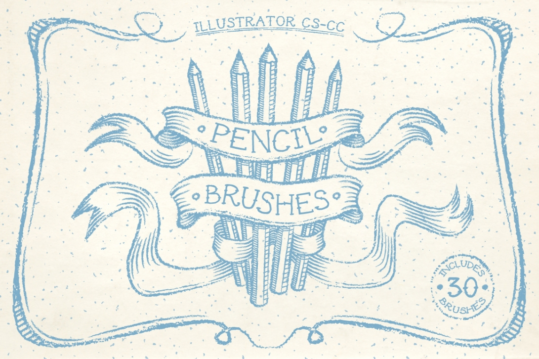 Pencil-Brushes_preview-1
