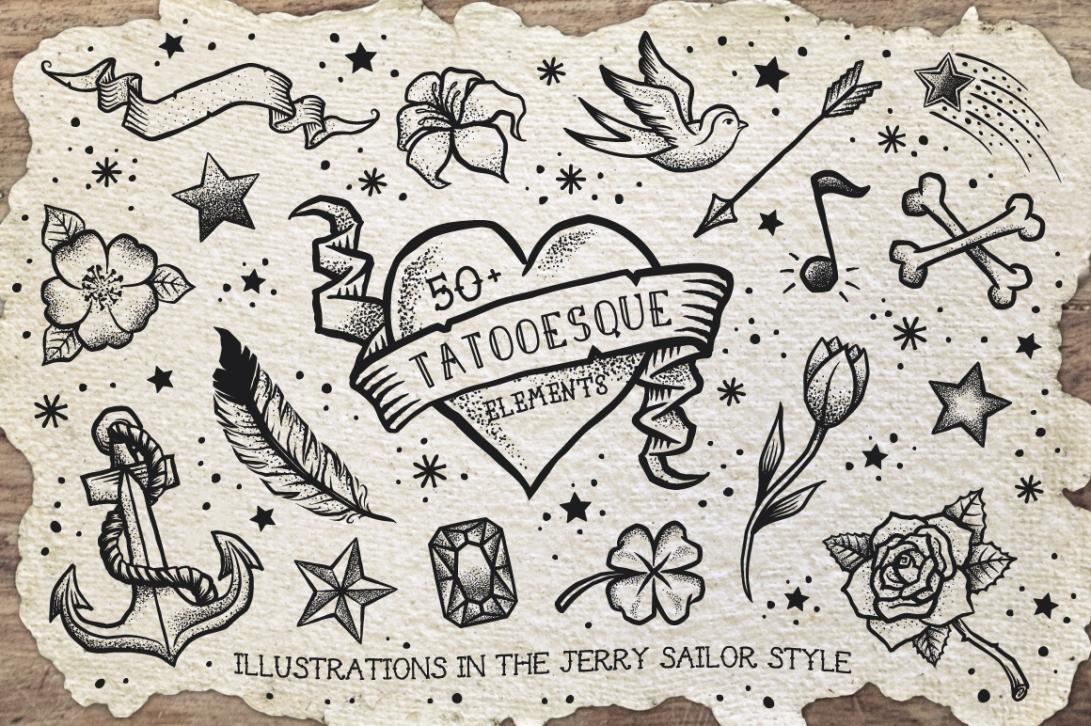 Tattoo-Elements_1