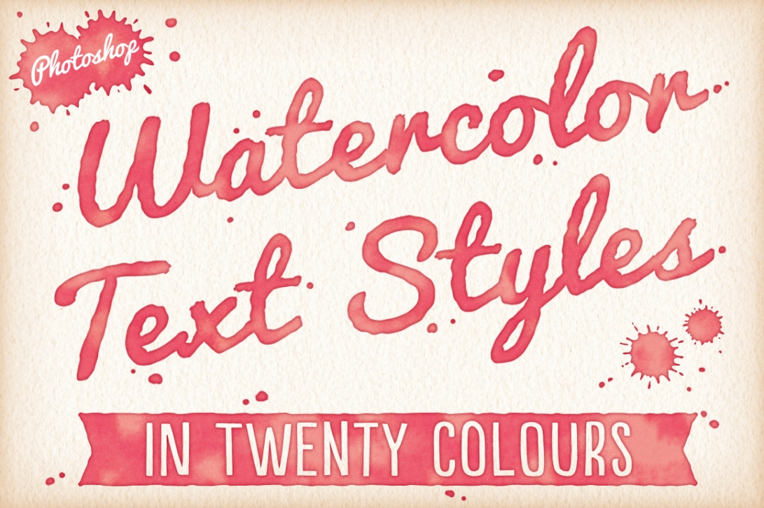 Watercolour-text-style_preview-1A