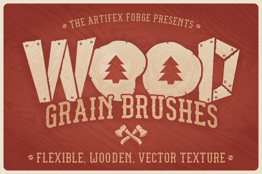 Wood-Brushes-2B