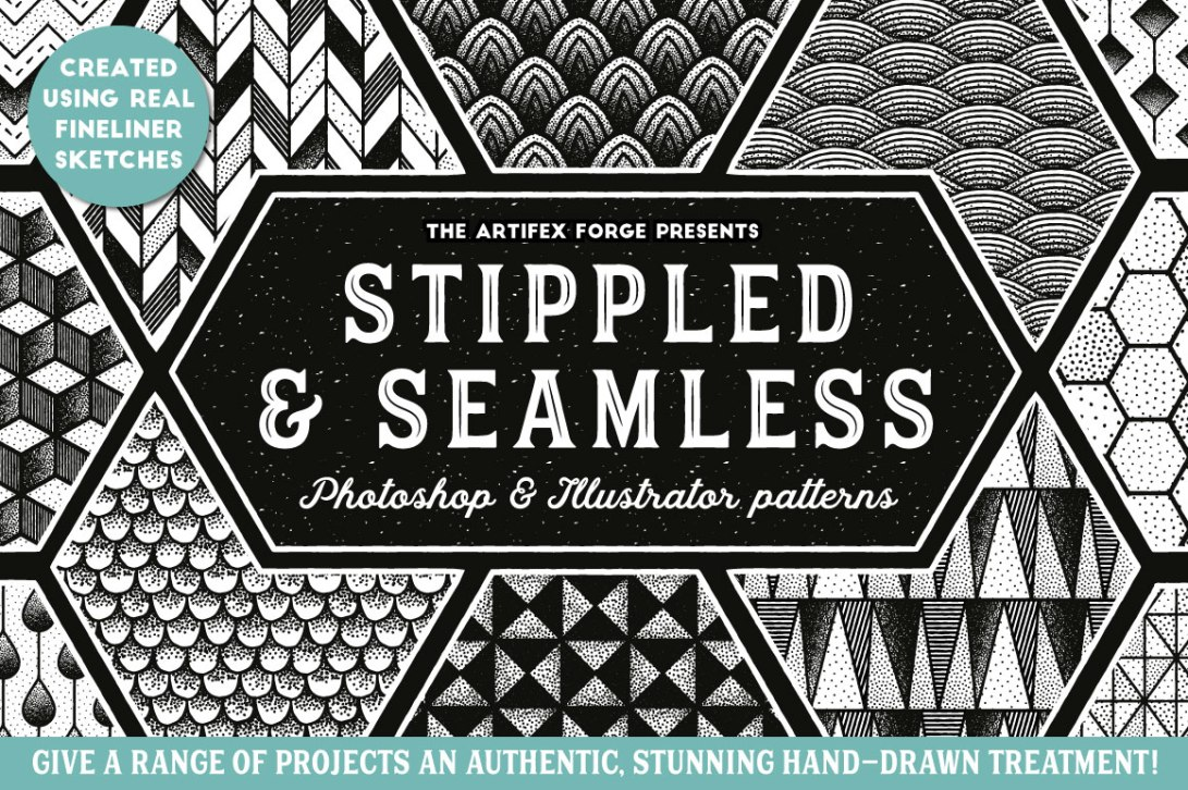 Stippled-and-Seamless-Fineliner-Patterns_1